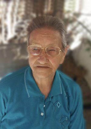 Portrait von Rosa Margherita Wwe. Dorfmann geb. Weissteiner  –  Ortner-Rosa
