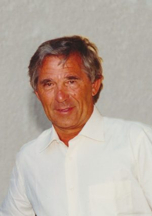 Portrait von Emil Giacuzzi