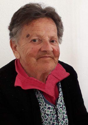 Portrait von Theresia Wwe. Schenk geb. Rabensteiner